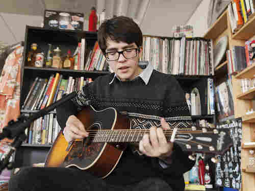 Will Toledo is a wordsmith with a vision, as well as a DIY sound that's still finely crafted.