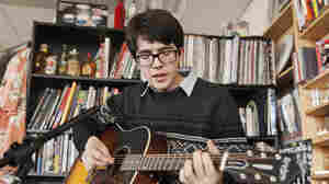 Tiny Desk Concert with Car Seat Headrest.