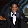 Chris Rock speaks onstage during the 84th Annual Academy Awards held at the Hollywood & Highland Center on February 26, 2012 in Hollywood, California.