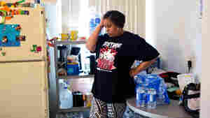 When Every Drop Of Water Could Be Poison: A Flint Mother's Story
