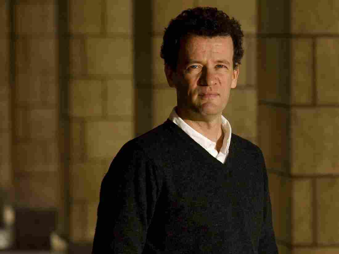 """Author Yann Martel poses in Toronto on April 5, 2010. Martel released his highly anticipated follow-up to the Booker Prize-winning """"Life of Pi"""" last week."""
