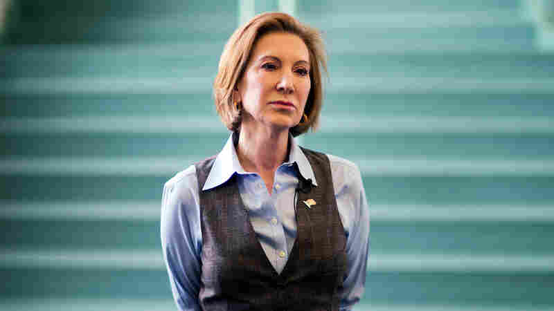 Carly Fiorina Ends Bid For Republican Presidential Nomination