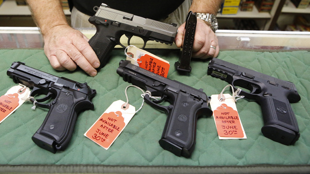 W.Va. House OKs Bill Letting People Carry Concealed Guns Without A Permit