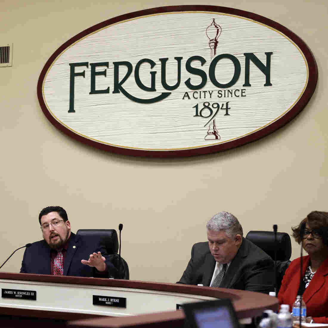 Ferguson Approves Police And Courts Overhaul — With Some Changes
