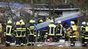 Head-On Train Crash In Germany Kills At Least 10 People