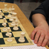 Chess players score a game at the Northern New Hampshire Correctional facility in Berlin, N.H.
