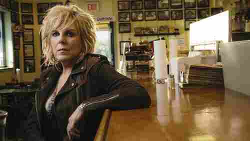 Lucinda Williams' new album, The Ghosts Of Highway 20, shows off her Southern roots.