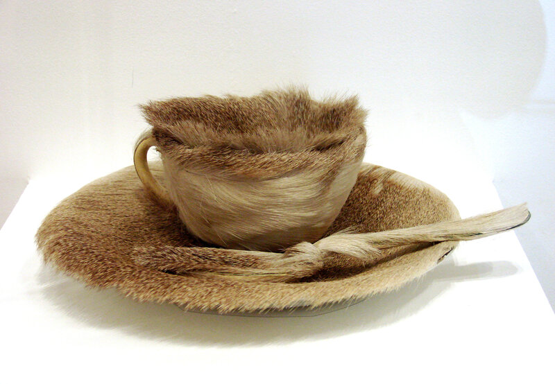 6eb88df01 Luncheon In Fur   The Surrealist Teacup That Stirred The Art World ...
