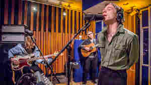 Cage The Elephant performs live in studio for KCRW.