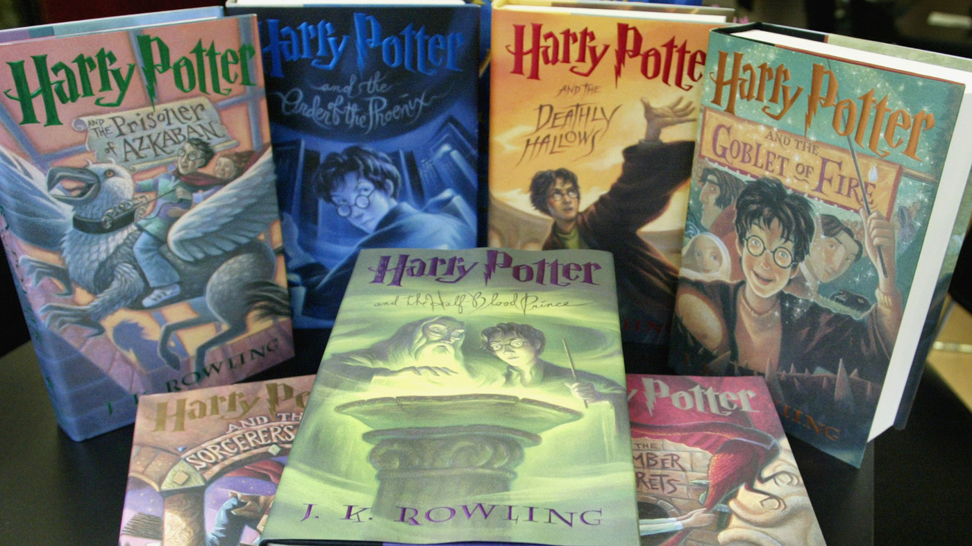 Harry Potter Book Genre : Harry potter fans rejoice new book from the wizarding