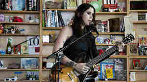 Chelsea Wolfe: Tiny Desk Concert