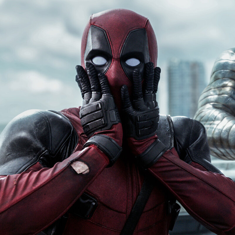 Deadpool 2' Makes References To Other Things  A Lot  : NPR