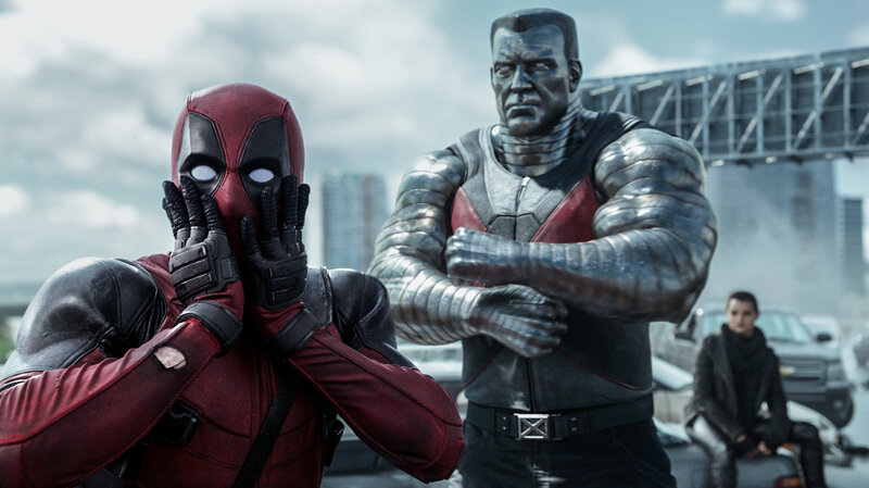 Deadpool' Is a Potty-Mouthed Splatterfest. A Really Funny One : NPR