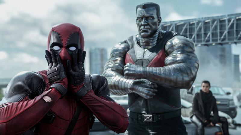 Deadpool' Is a Potty-Mouthed Splatterfest. A Really Funny One : NPR