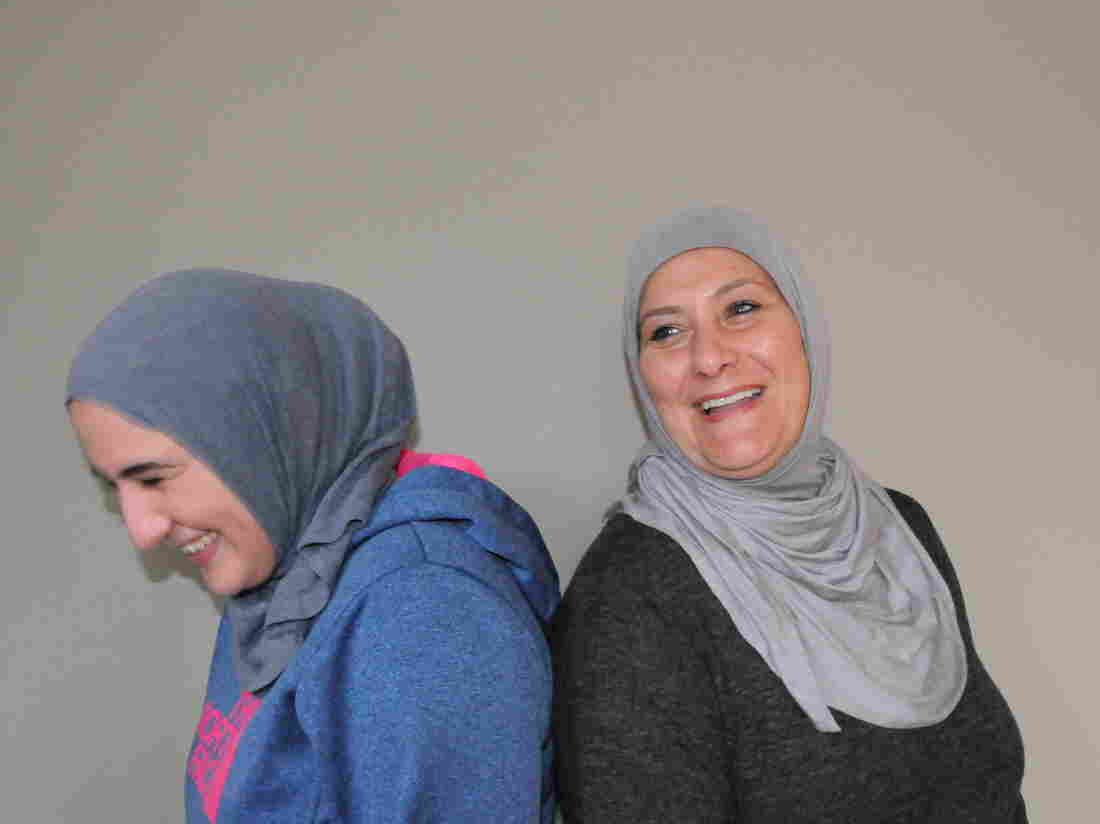 As members of the local Muslim community, Summer Hamad and her daughter Marjan Hamad were personally affected by the murder of three young Muslim-Americans in Chapel Hill, N.C., on Feb. 10, 2015. After the shootings, they both decided to begin wearing the hijab.