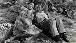 Ethel Waters and Eddie 'Rochester' Anderson in the 1943 film version of Cabin in the Sky, directed by Vincente Minnelli.