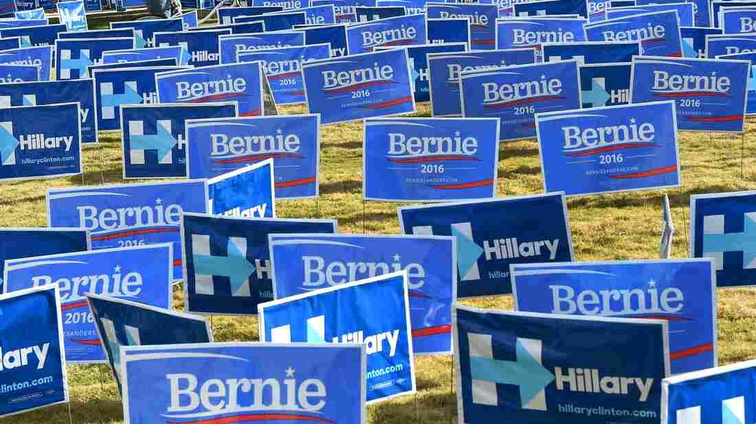 Bernie Sanders and Hillary Clinton will debate Thursday night.