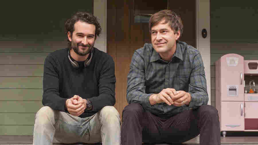 Jay and Mark Duplass are the co-creators of the HBO series Togetherness, which begins its second season later this month.