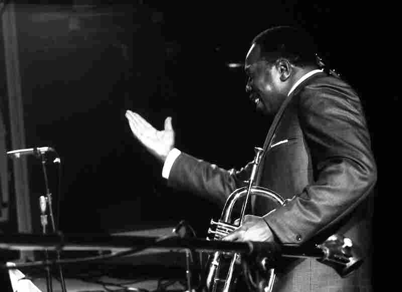 Thad Jones composed, arranged, conducted and played trumpet and flugelhorn for the jazz orchestra he led with drummer Mel Lewis.