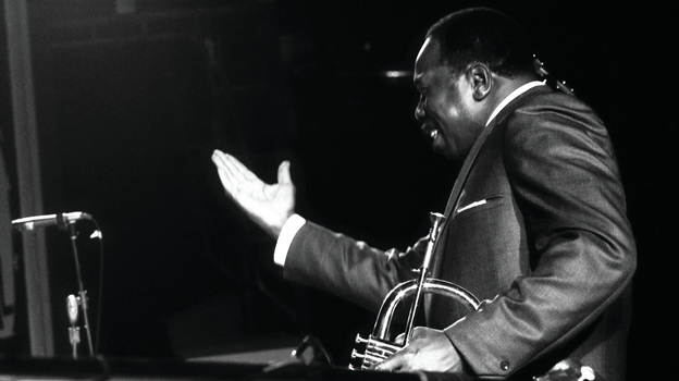 Thad Jones composed, arranged, conducted and played trumpet and flugelhorn for the jazz orchestra he led with drummer Mel Lewis. (CTS Images)