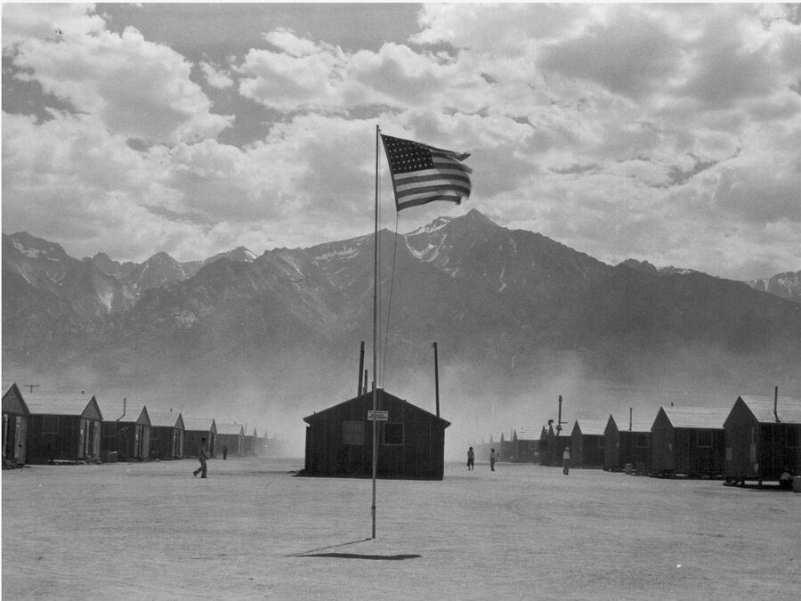 photos very different views of ese internment code  photos 3 very different views of ese internment