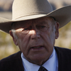 Nevada rancher Cliven Bundy was arrested late Wednesday in Portland, Ore.