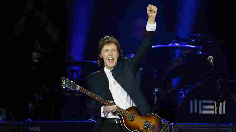 Paul McCartney has composed love-themed audible emoji.