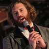 T. J. Miller performs at the 2014 SXSW Music Festival. He credits his high school drama teacher with setting him on his path to comedy.