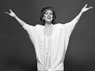 """Soprano Marni Nixon, shown above in June 1988, was dubbed """"The Ghostess with the Mostest"""" in<em> Time</em> magazine. """"Bad rhyme, but that sort of stuck,"""" she said."""