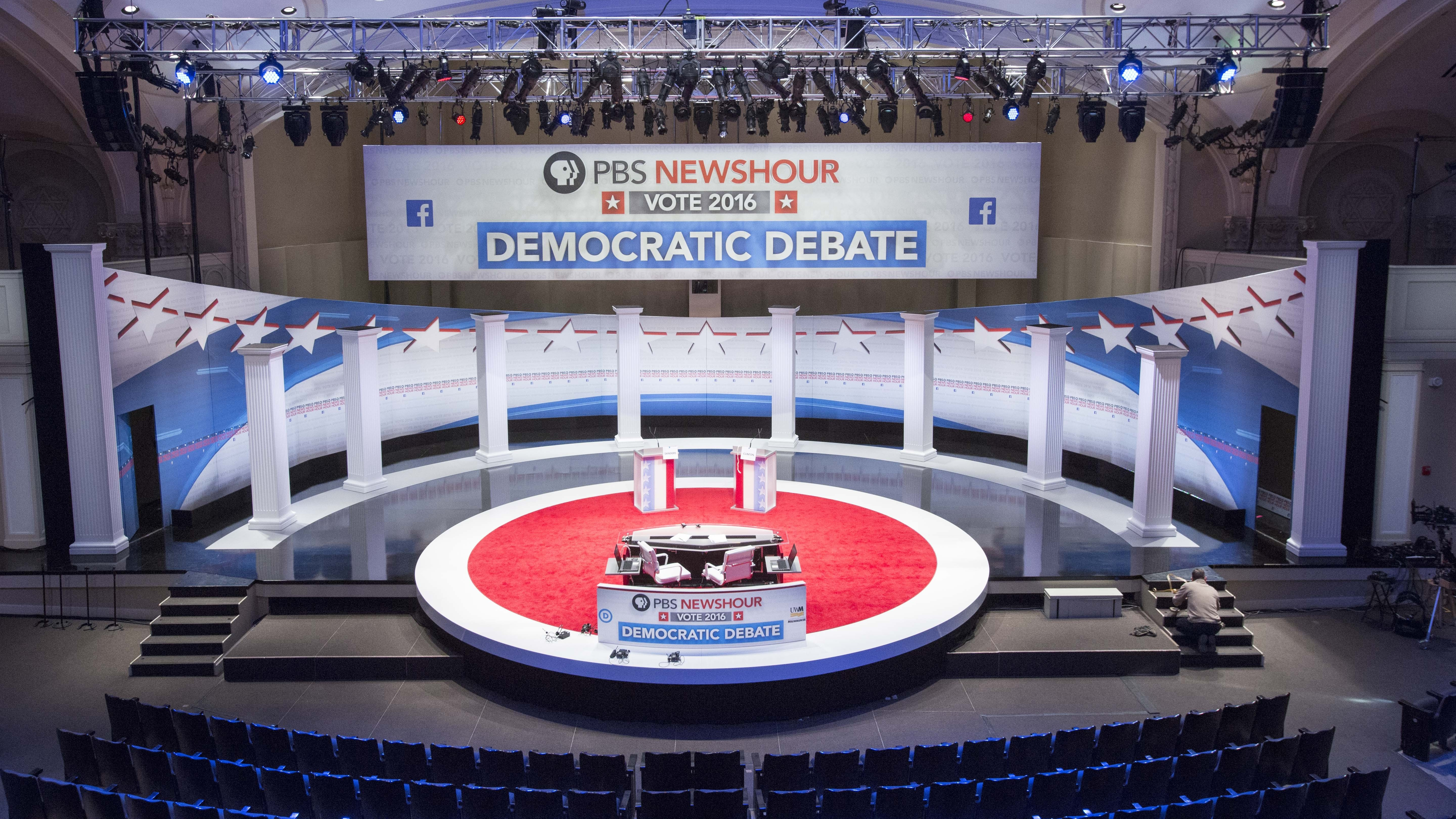 WATCH: Black Voters, Money in Politics Spotlighted In Democratic Debate