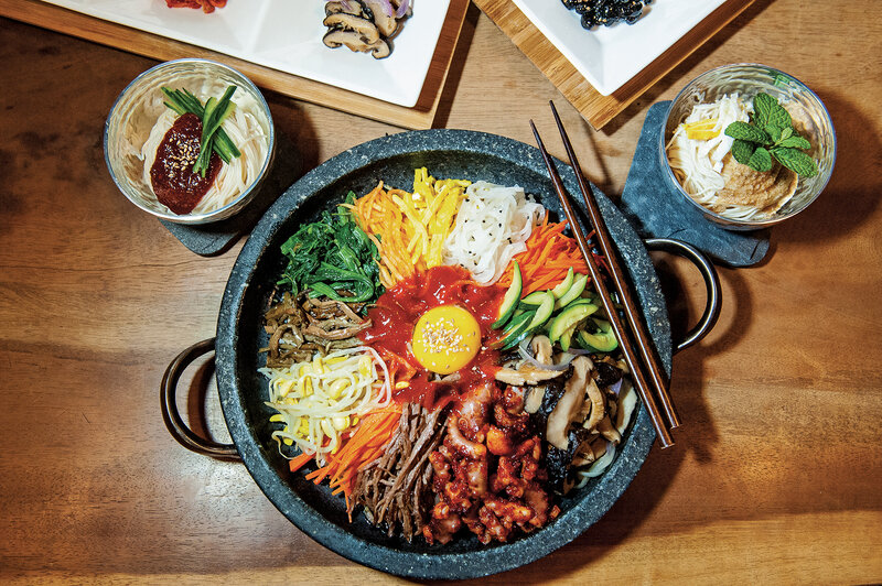 Welcome To Koreatown A Cookbook To Tempt American Taste