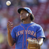New York Mets relief pitcher Jenrry Mejia during a game against the Cincinnati Reds on Sept. 7, 2014.