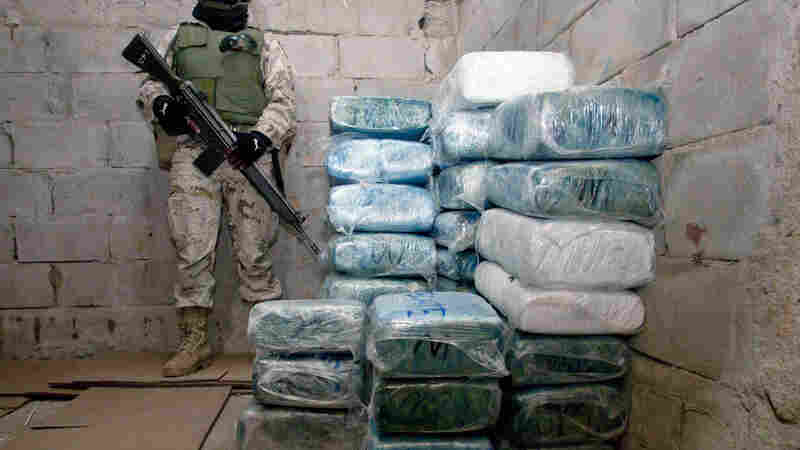 'Narconomics': How The Drug Cartels Operate Like Wal-Mart And McDonald's