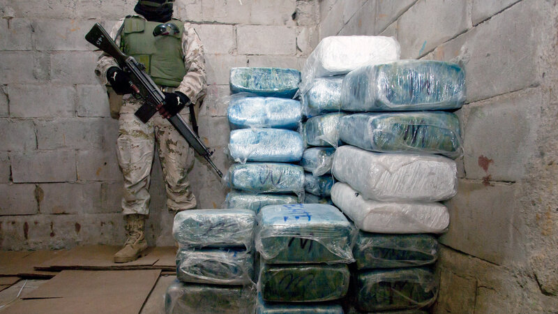 Narconomics': How The Drug Cartels Operate Like Wal-Mart And