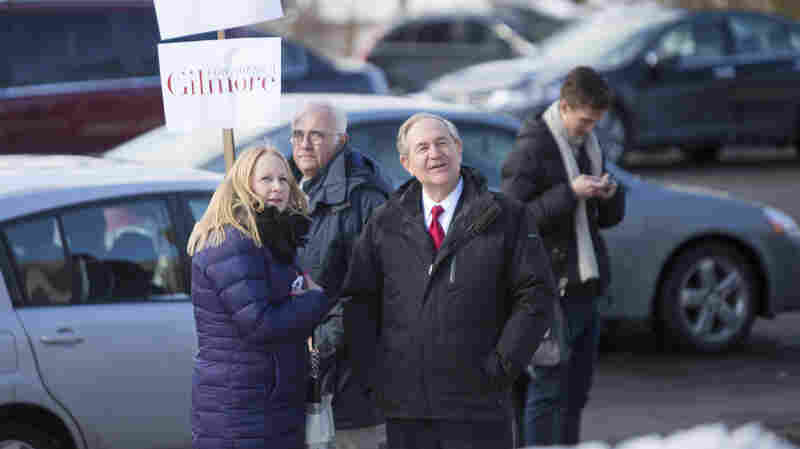 Jim Gilmore, Who Was Campaigning For President, Isn't Anymore