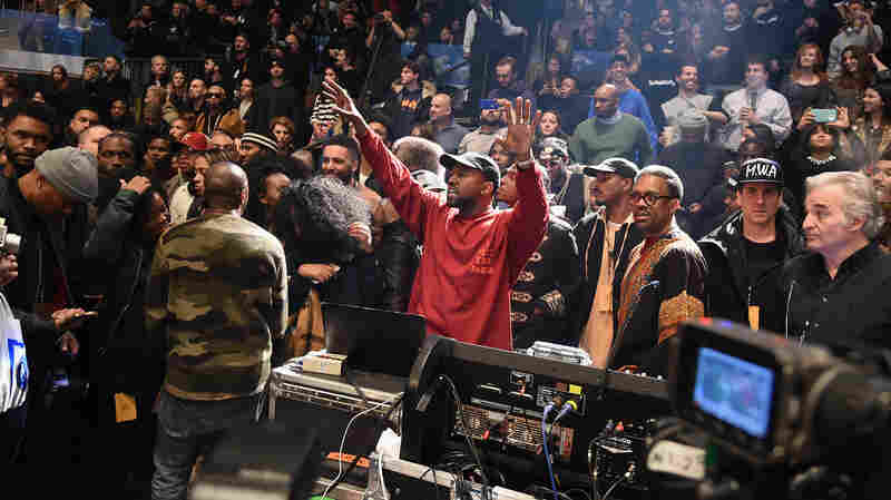 Kanye West premiered The Life Of Pablo in only the way Kanye West could: at his Madison Square Garden fashion show.