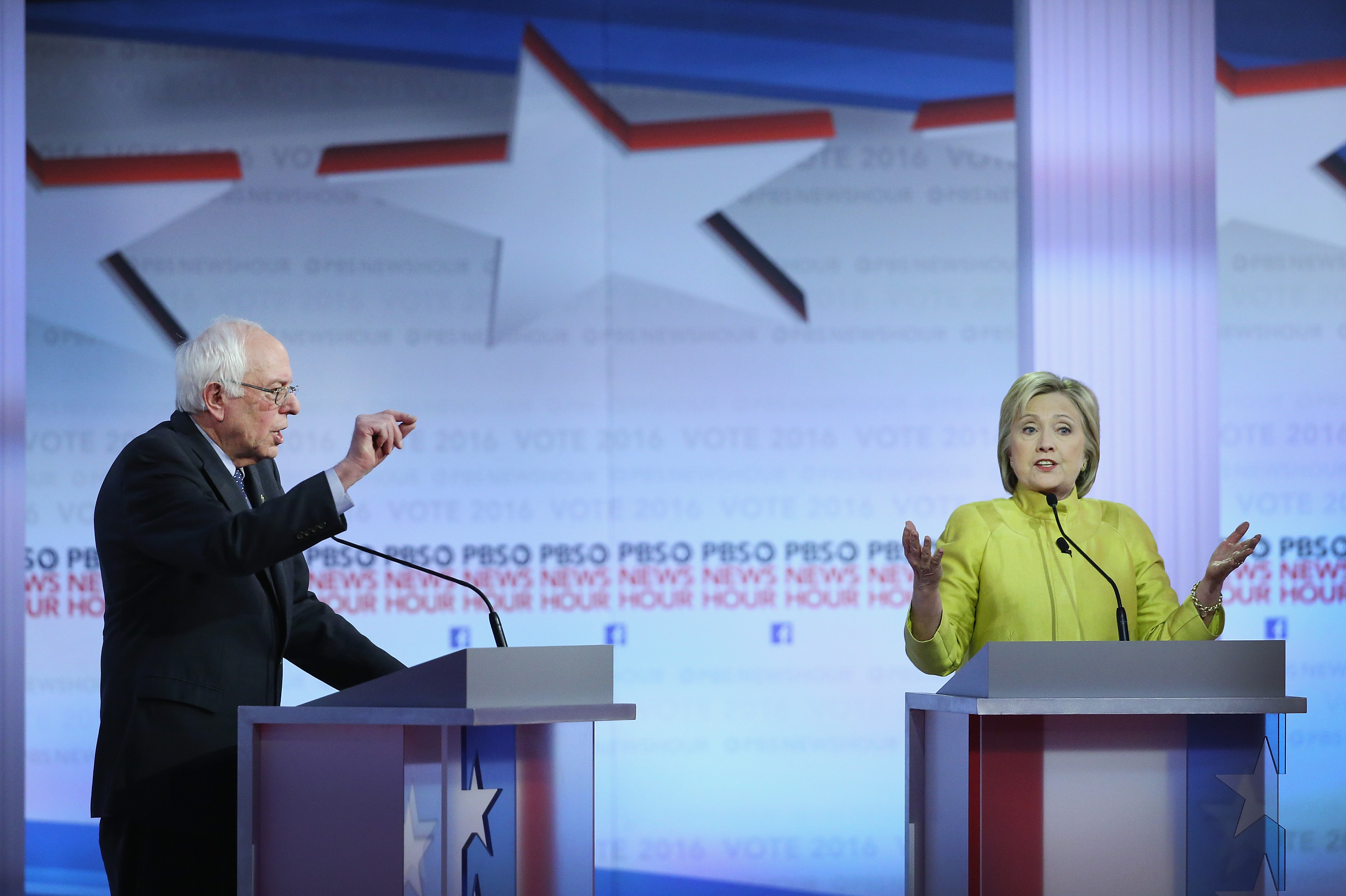 Clinton Gets Back In The Game After Blowout Loss To Sanders In N.H.