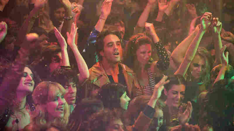 Bobby Cannavale stars as record executive Richie Finestra in the new series Vinyl.