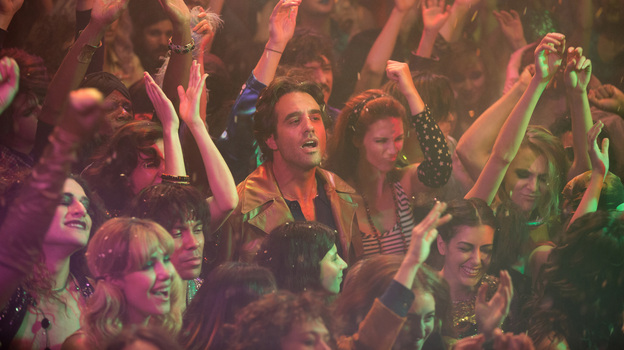 Bobby Cannavale stars as record executive Richie Finestra in the new series Vinyl. (HBO)