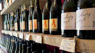 Bottles for sale at Passage de la Fleur, a natural wine shop in Brooklyn, N.Y. For some, natural wines must be completely unadulterated — without the use of sugar, clarifiers or other additives common in modern winemaking. Other natural winemakers, however, will use a little sulfur or added yeast to correct problems, according to Stephen Meuse, a wine buyer in Massachusetts.