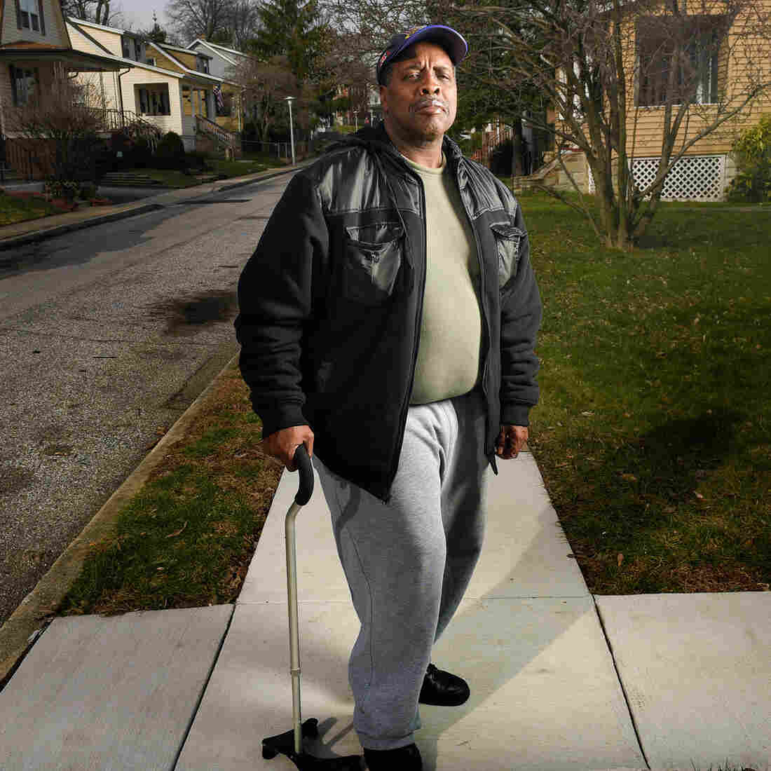 In Freddie Gray's Baltimore, The Best Medical Care Is Nearby But Elusive