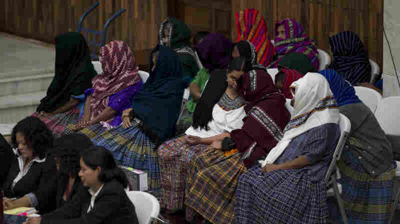 Feb.1 marked the first day of a historic trial in which Mayan women have accused two former military officers of systematic sexual violence during Guatemala's civil war.