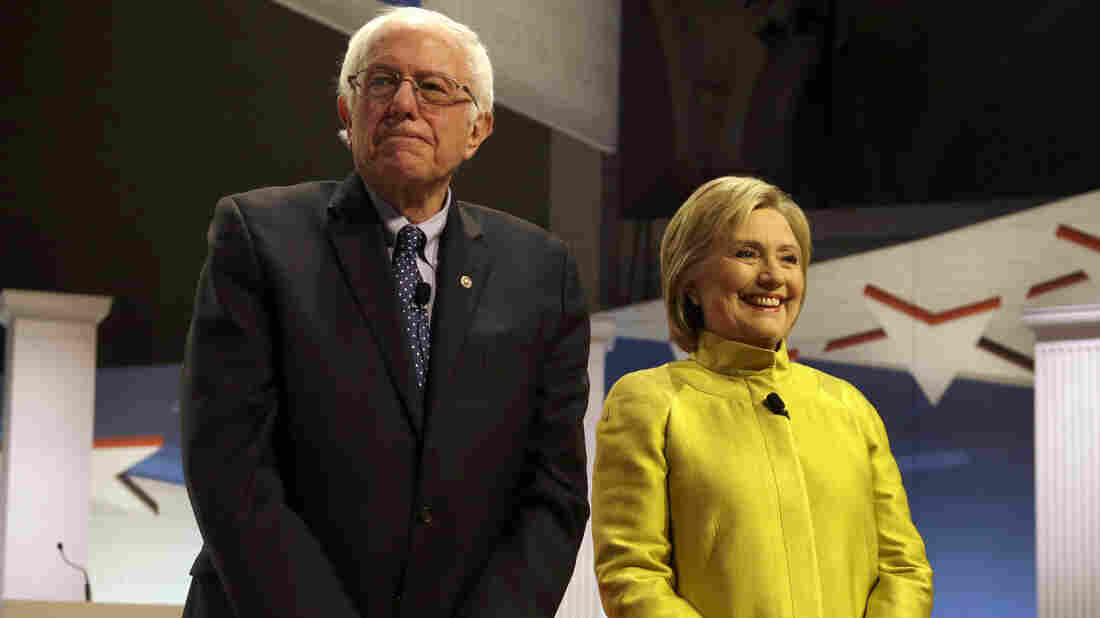 Democratic presidential candidates Bernie Sanders and Hillary Clinton agreed at last week's debate in Wisconsin to overturn the Citizens United ruling.