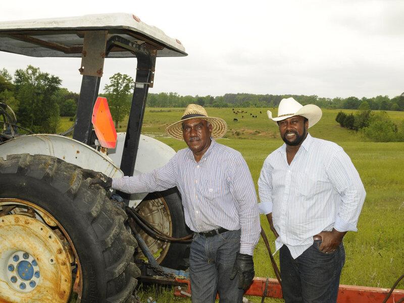 Farmer John Boyd Jr Wants African Americans To Reconnect With Farming The Salt Npr