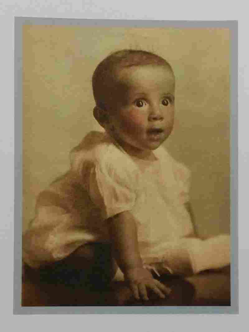 An invitation to Antonin Scalia's birthday party next month included this photo of him as a child. He would have turned 80 on March 11.