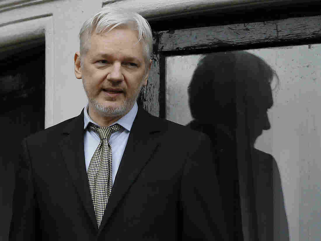 Julian assange says lengthy embassy stay has sharpened his for Julian balcony
