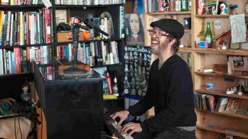 Tiny Desk Concert with Ben Folds.