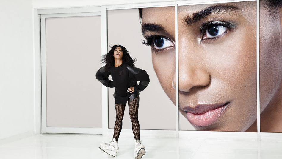 Santigold's new album, <em>99 Cents</em>, comes out Feb. 26.