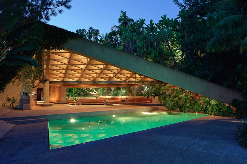 the sheats goldstein residence this house is a work of art so the