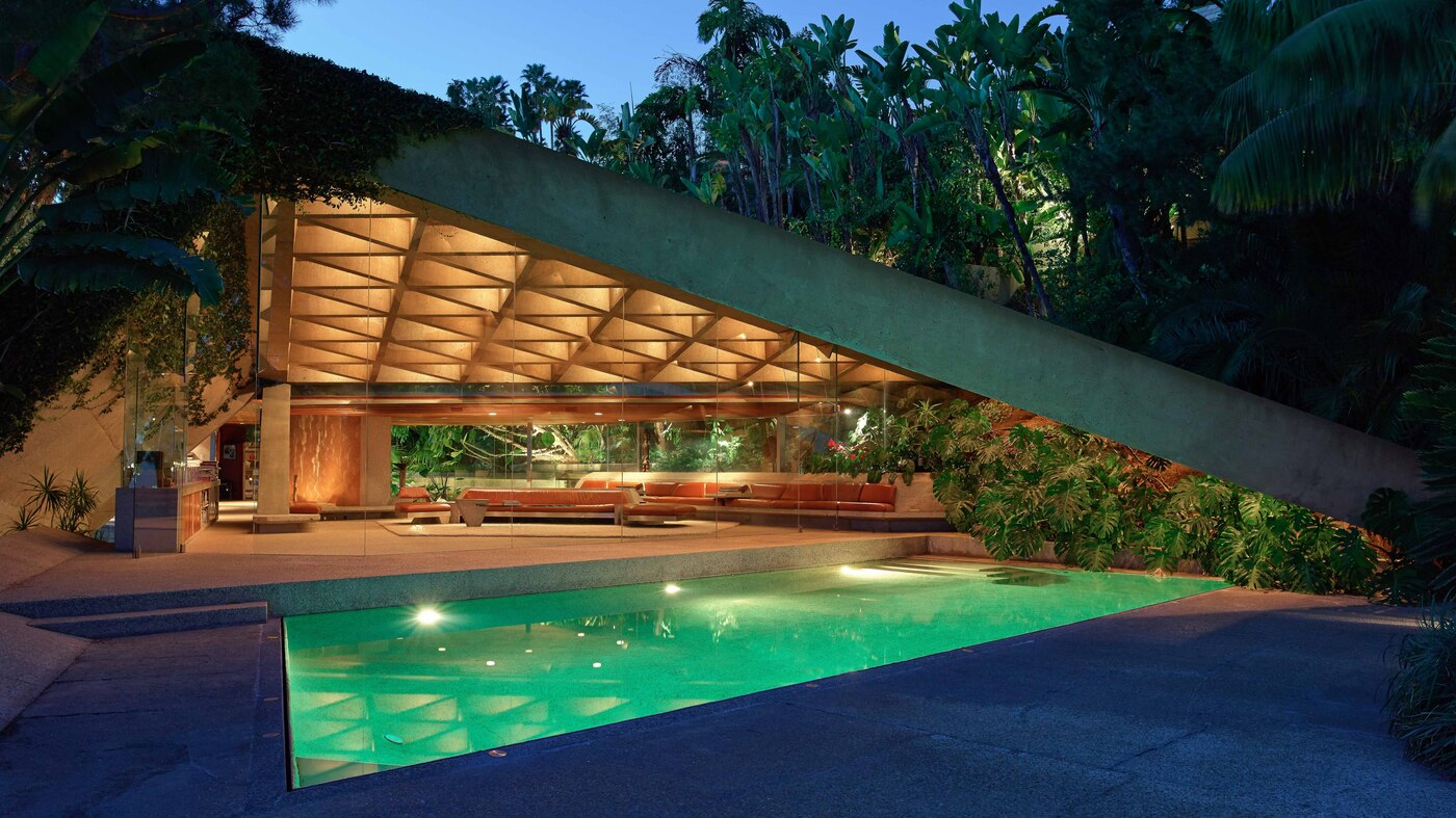 the sheats goldstein residence this house is a work of art so